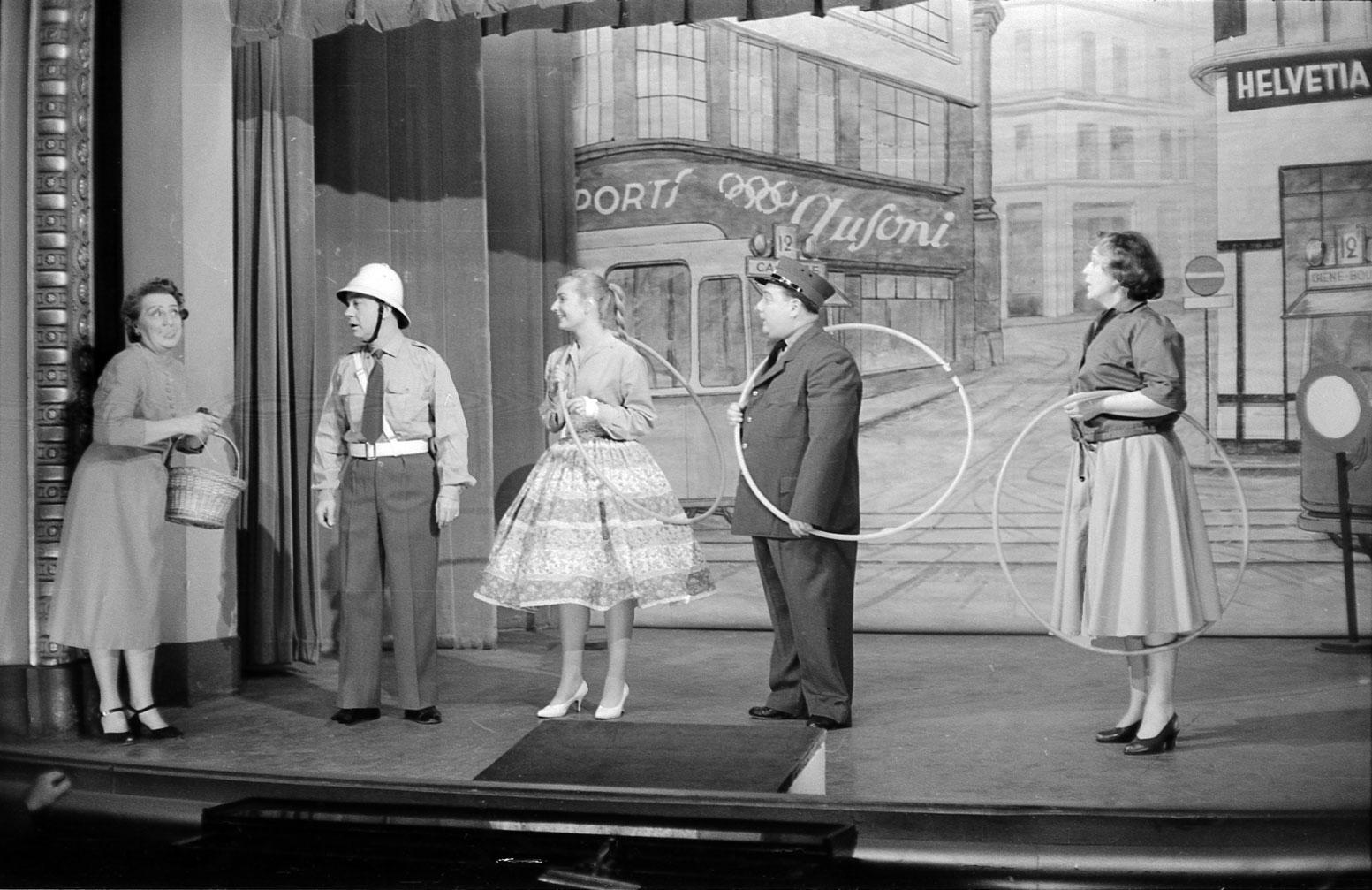 Revue 1959 ©Centre d'iconographie genevoise