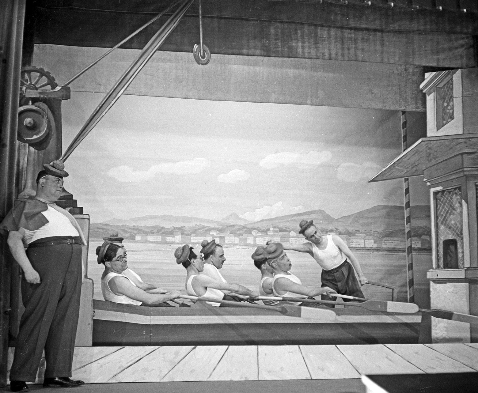 Revue 1941 ©Centre d'iconographie genevoise